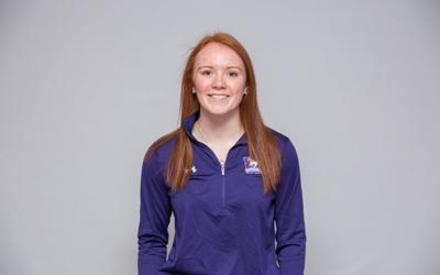 April Clark-Western Mustangs hockey