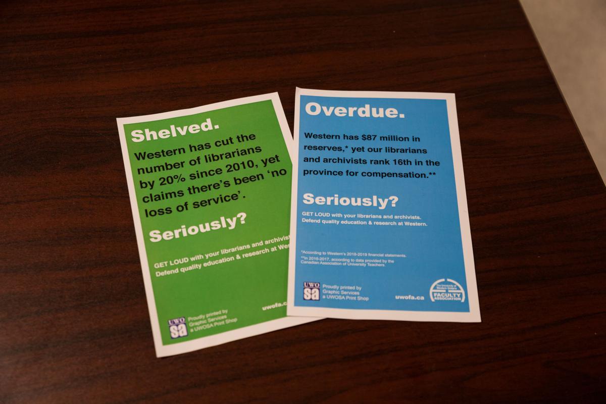 UWOFA Leaflets