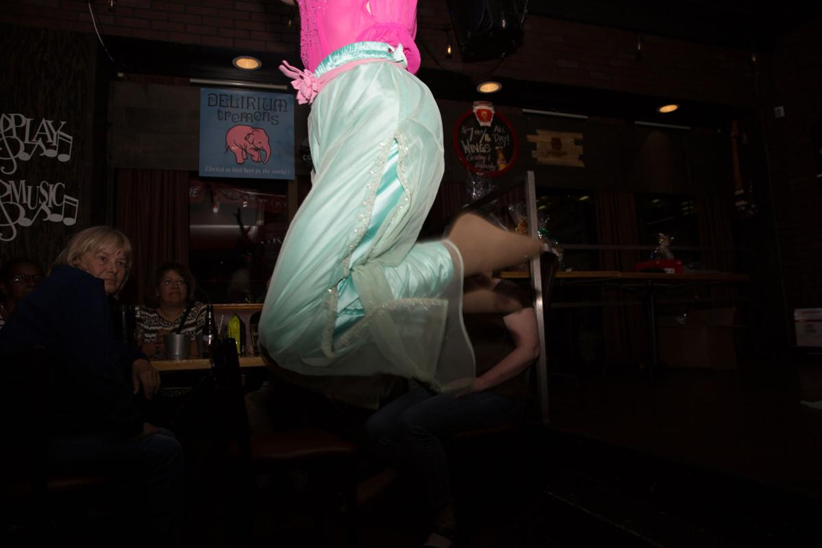 Bitchy Drag Queen Bingo (Photo 12, Nico jumping