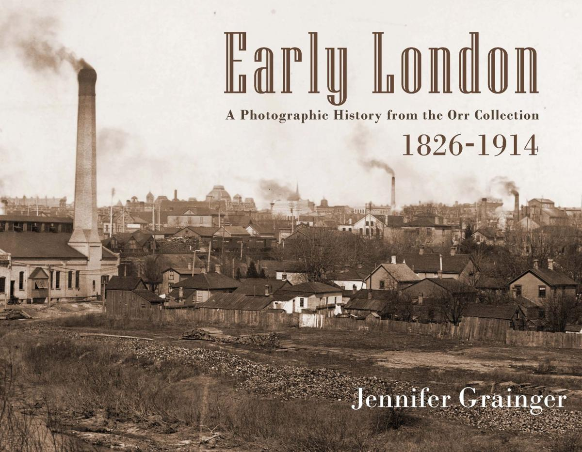 Early London book cover
