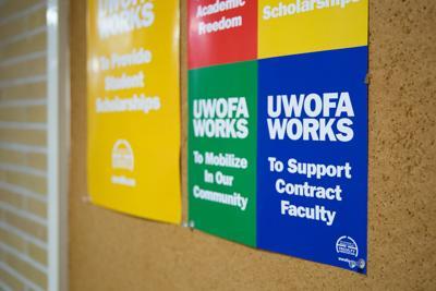 UWOFA posters (Photo)