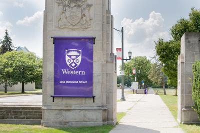 Western gates image