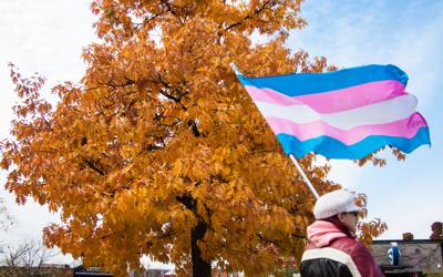 Trans rights march (Photo 3)