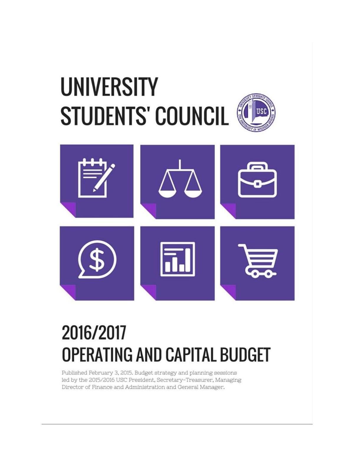 USC 2016-17 budget draft 4