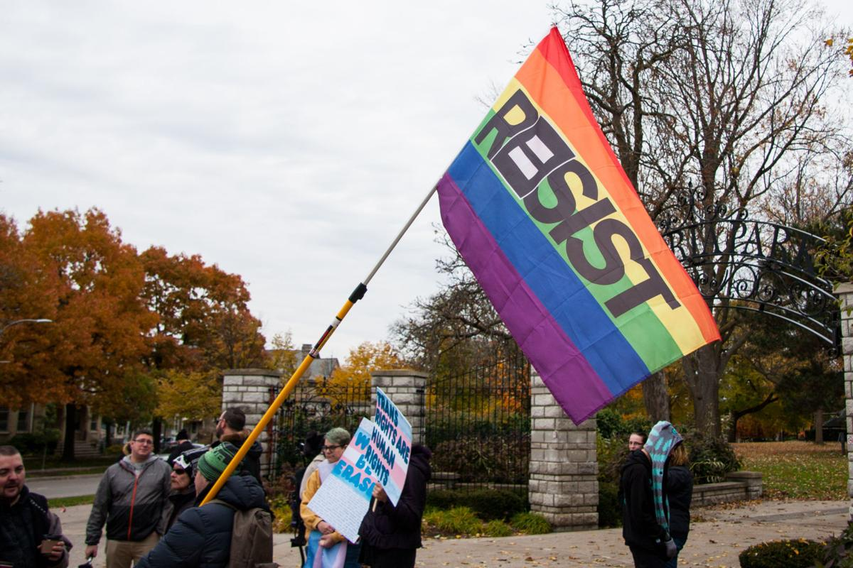Trans rights march (Photo 8)