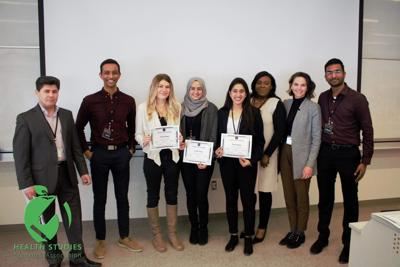 Health studies timely case competition