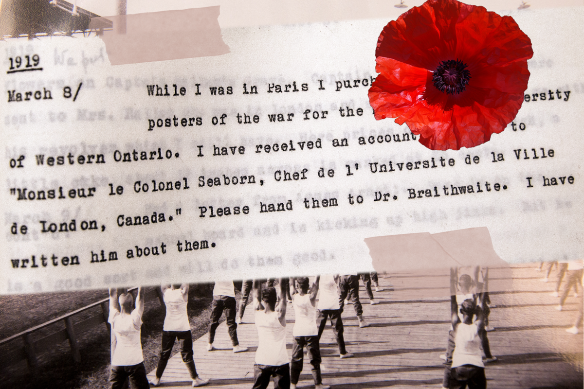 Remembrance Day (Graphic)