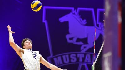 Men's Volleyball, final game