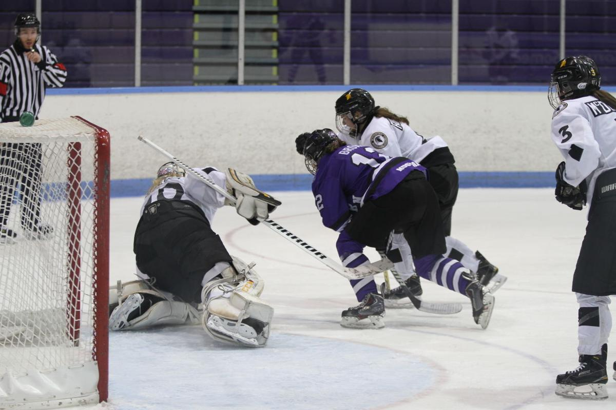 Women's Hockey vs. Waterloo - 7