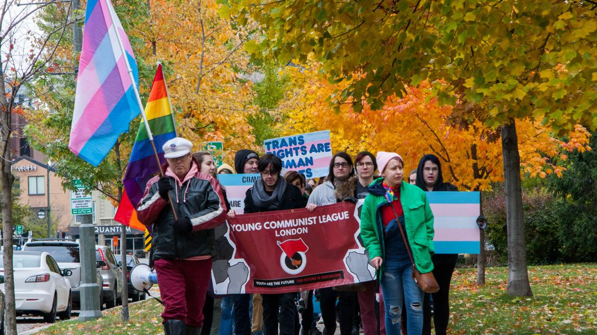 Trans rights march (Photo 7)
