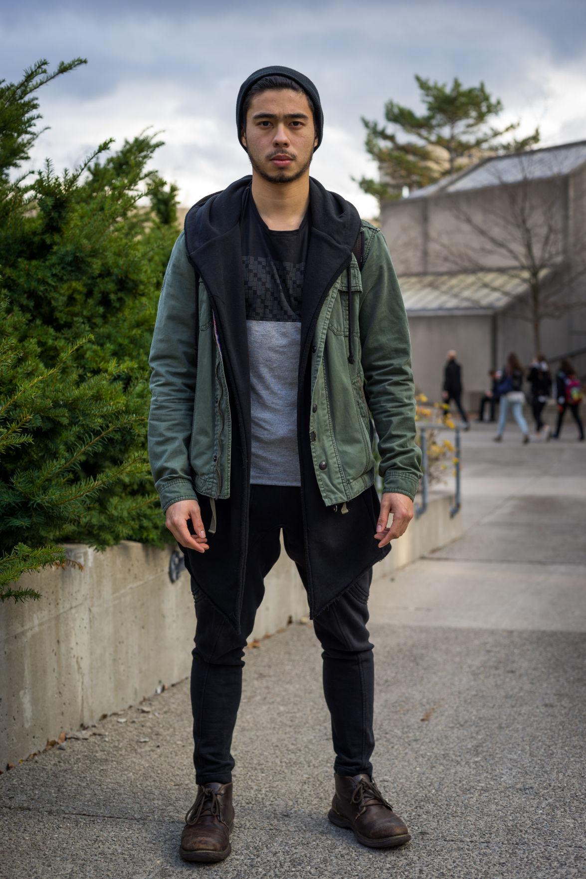 Fashion Forward spenser raposo