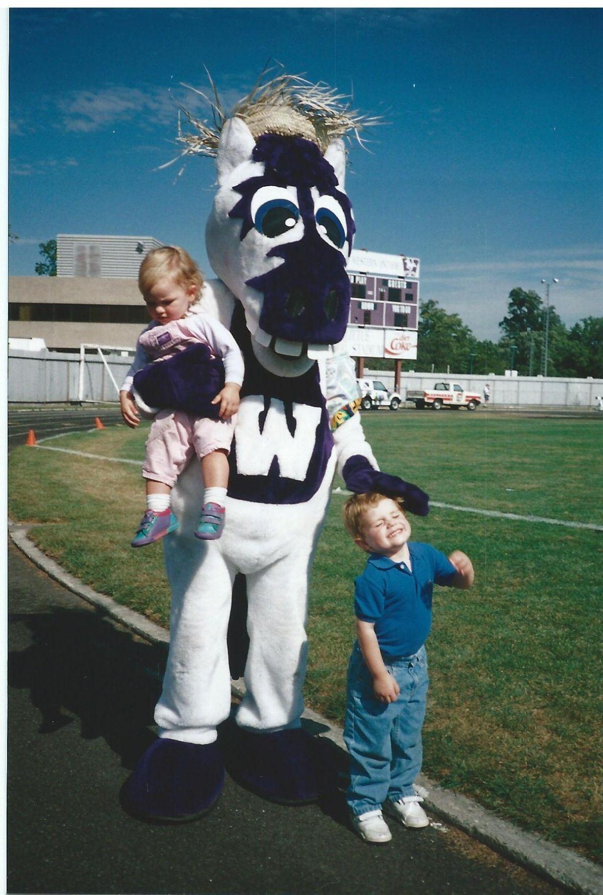 JW Mustang Bone family