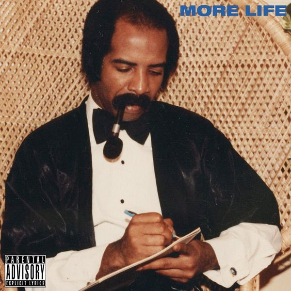 More Life, Drake, Album Cover