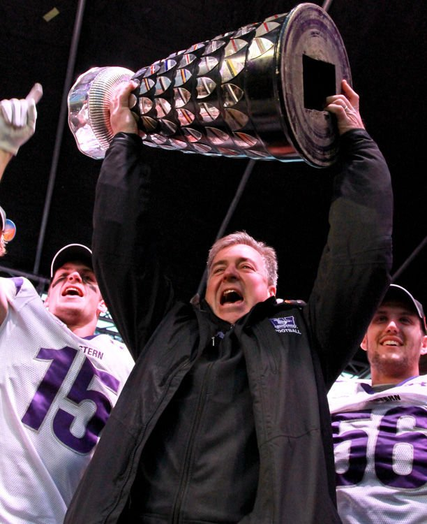 Photo Gallery: Yates Cup Victory!
