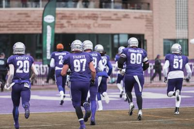 Western prepares for Guelph (Photo)