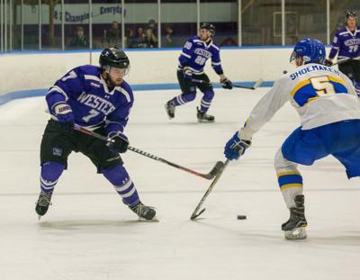 Men's Hockey vs Ryerson 7
