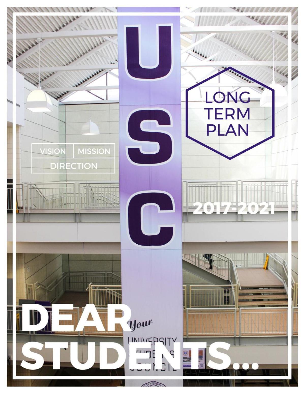 USC Strat Plan 2017