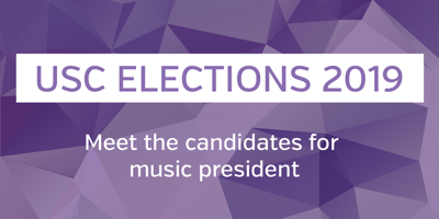USC elections 2019- music