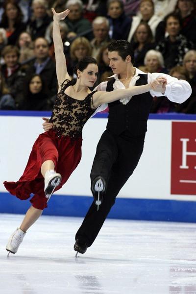 Scott and Tessa