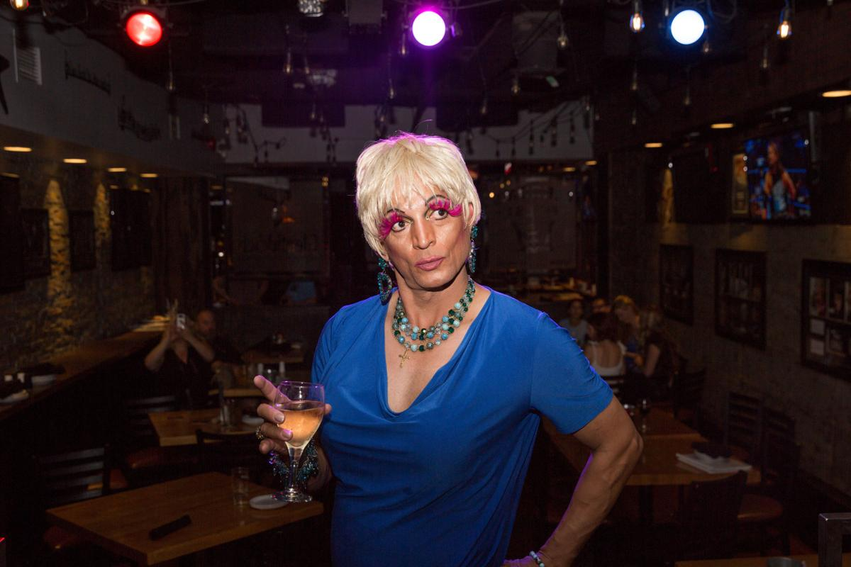 Bitchy Drag Queen Bingo (Photo 1, Looking on from stage)