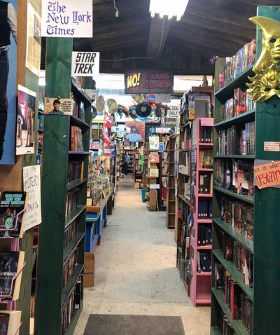 Bookshops in London - Safiya Chagani City Lights Bookshop front entrance(1 of 10).jpg