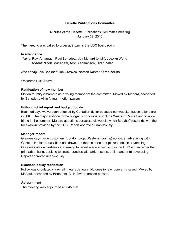 pdf publications committee meeting minutes jan 29 2017