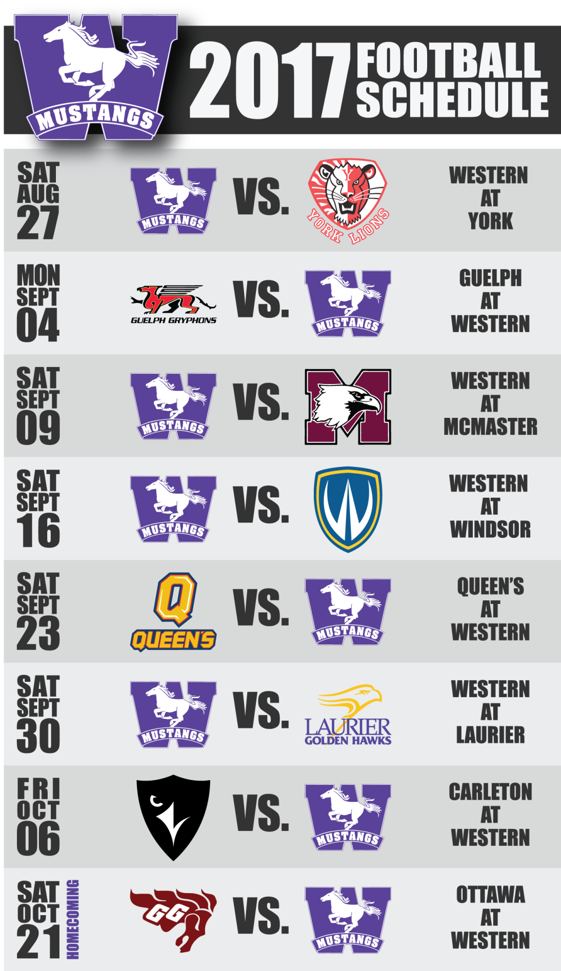 football schedule full