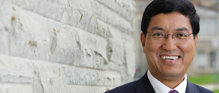 Chakma earned nearly $2-million between 2009–10 from both Western and Waterloo