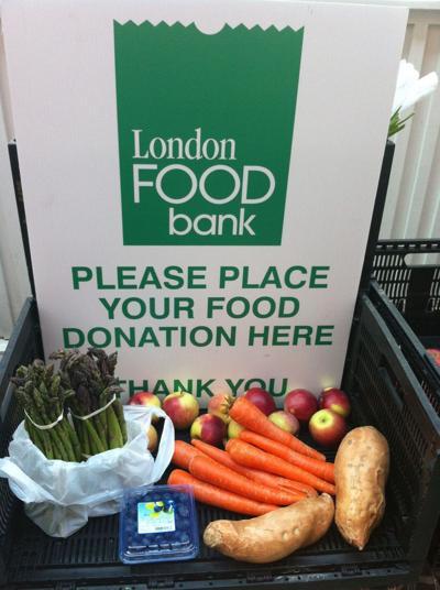 London Food Bank