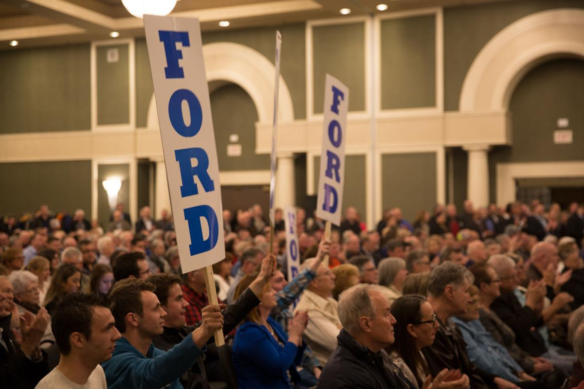 Doug Ford rally