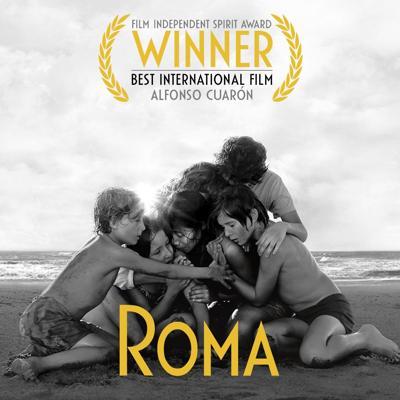 Oscars: Roma Cover