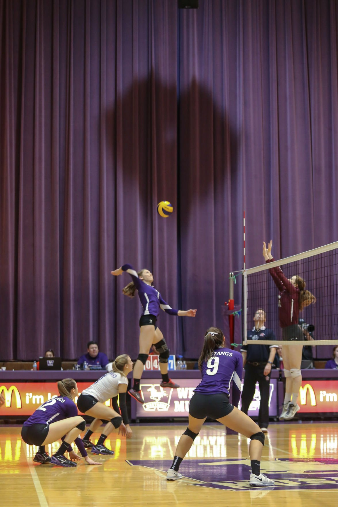 Women's Volleyball vs. McMaster - Chuhan Wang-10.jpg