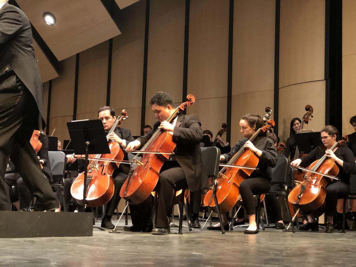 Orchestra Symphony 1