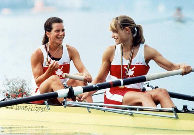 marnie mcbean olympic rowing
