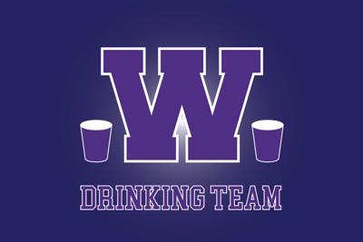 Drinking team (Graphic)