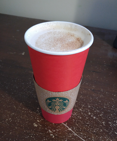 Listicle- Starbucks cup