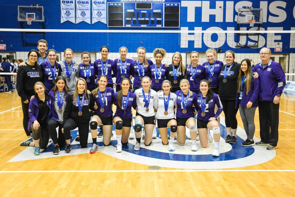 2018 women's volleyball bronze medal