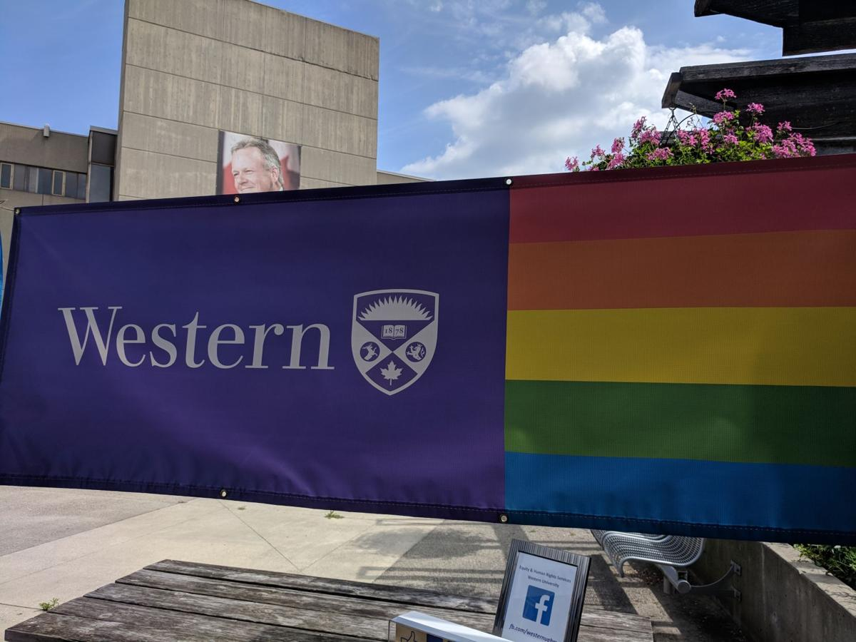 Out in the Sun (Photo 2, Pride banner)