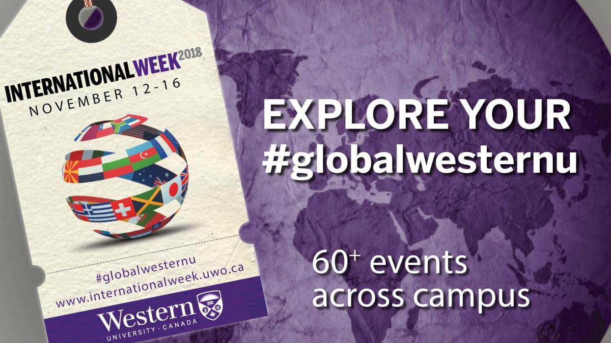 International Week 2018