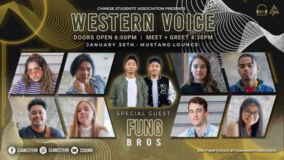 Western Voice banner