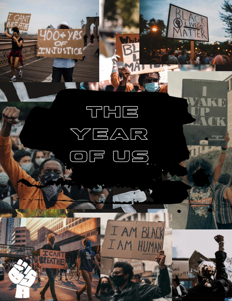 The Year of Us cover