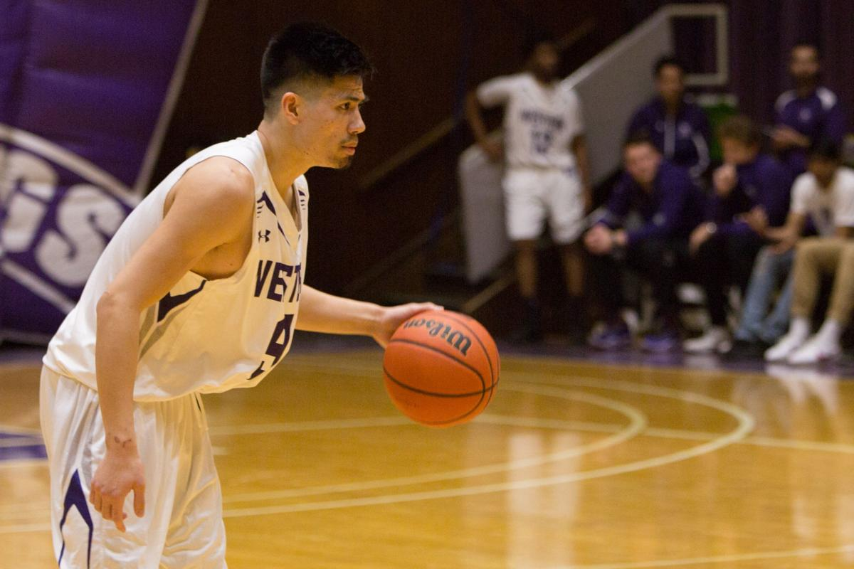 Men's basketball - Henry Tan