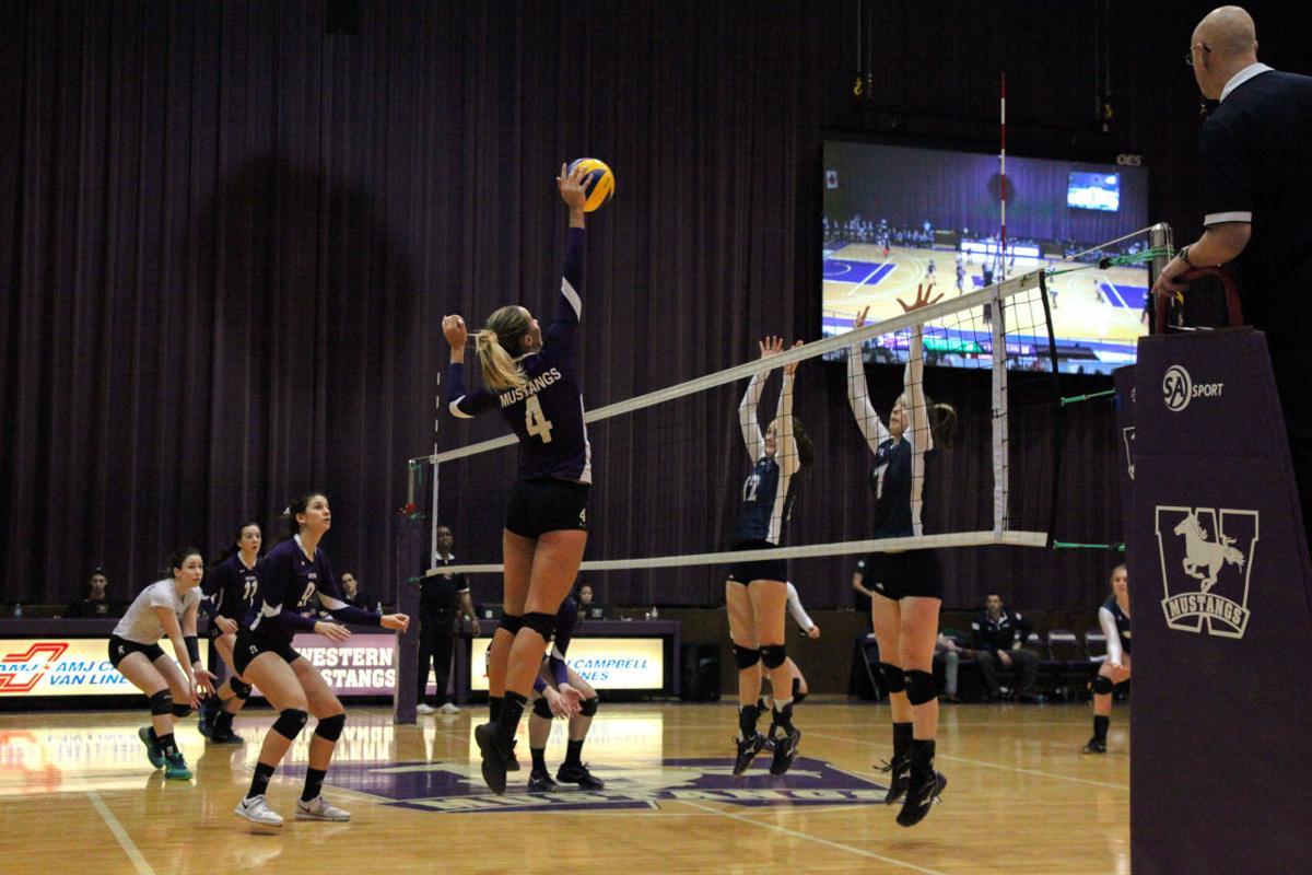 Women's volleyball #3