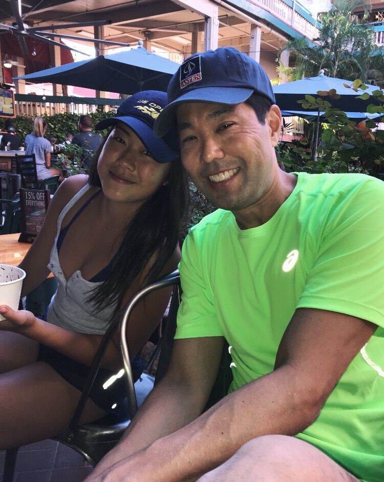 Stem Cell Father and Daughter