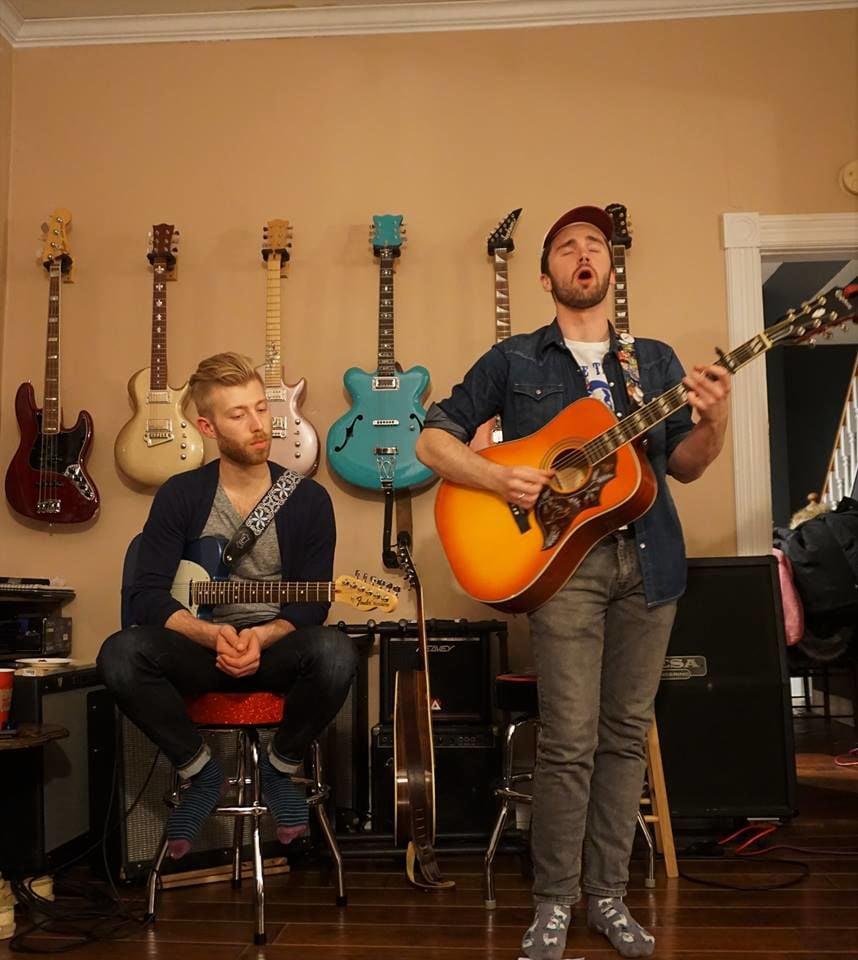 John Muirhead House Concert Photo 2