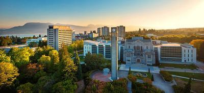 UBC photo