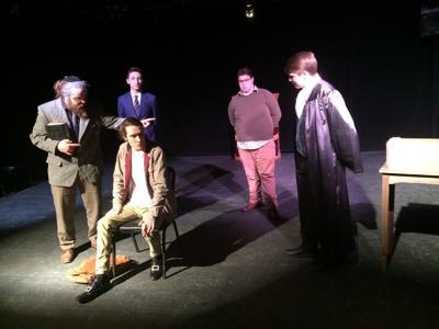 The Interrogation of Baruch de Spinoza performance