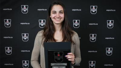 Shaelyn Laurie, award