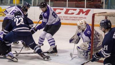 Men's hockey, Feb 26