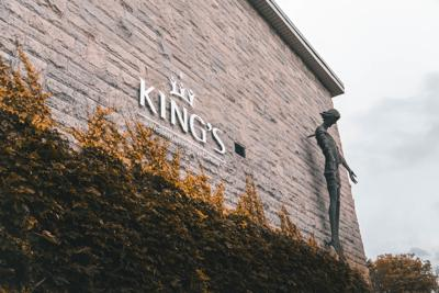 Kings // Logo 2 - Best // Saxon Lane